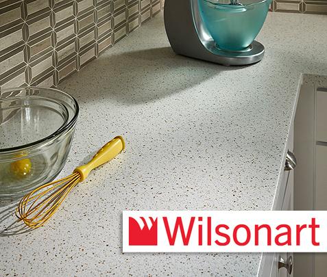 Wilsonart Solid Surface Countertops