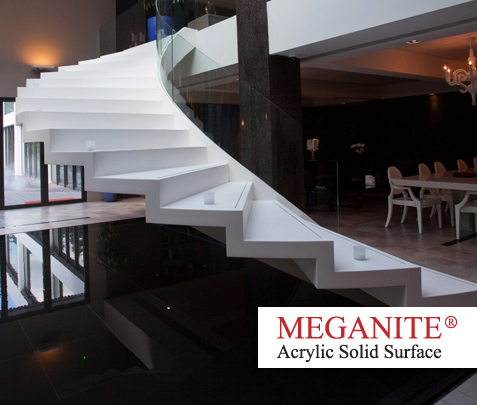 Meganite Solid Surface Countertops