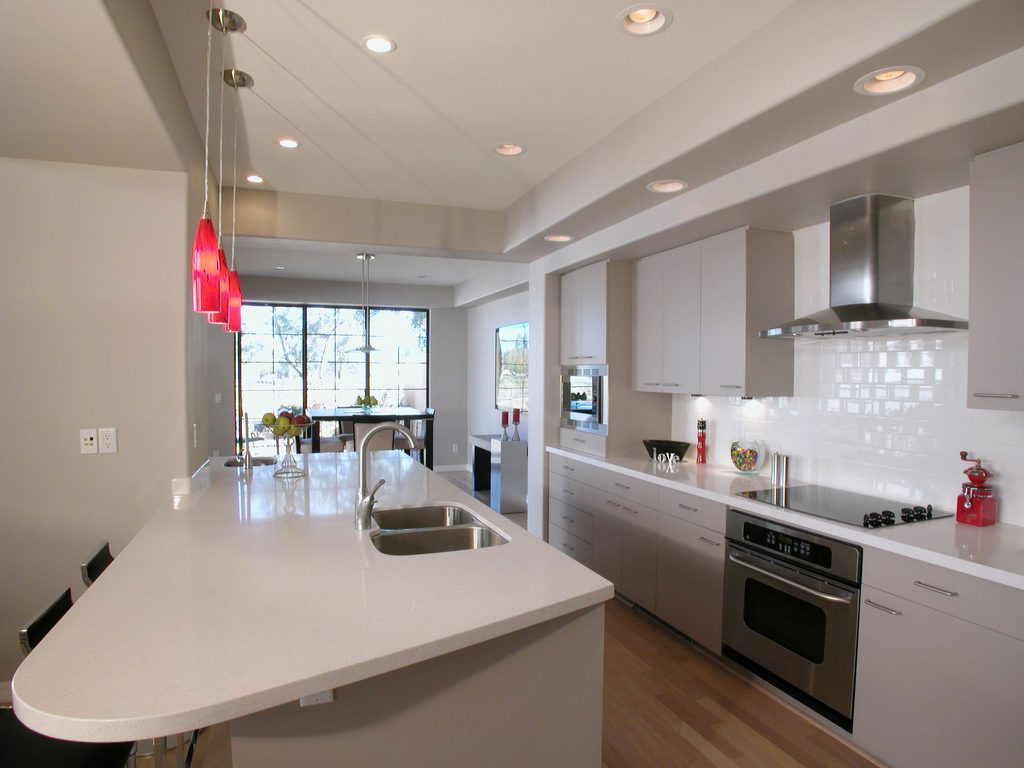 Three Remodeling Ideas For Galley Kitchens Solid Surface