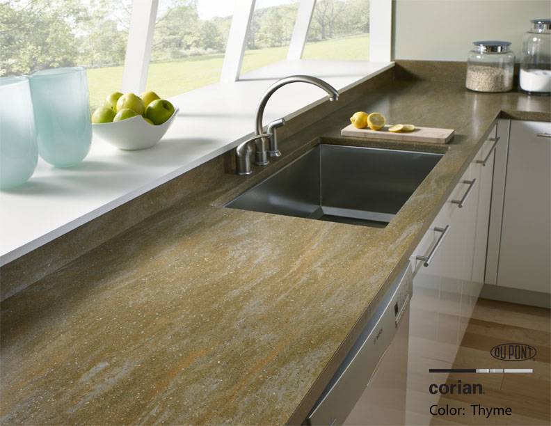 Everything You Ever Wanted to Know About Corian
